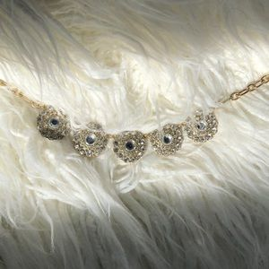 J. Crew crystal necklace